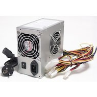 Фото Блок питания LinkWorld ATX 400W LW2-400W (24+4pin) 80mm fan 3xSATA RTL