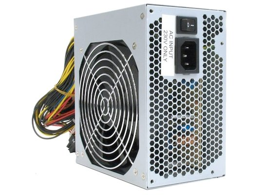 Блок питания FSP ATX 500W ATX-500PNR-I (24+4+4pin) APFC 120mm fan 3xSATA