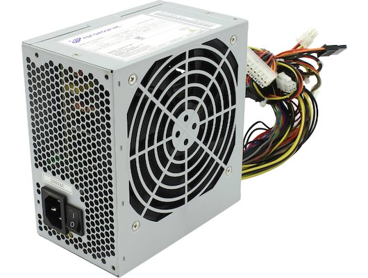 Блок питания FSP ATX 550W 550PNR (24+4pin) APFC 120mm fan 4xSATA