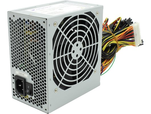 Блок питания FSP ATX 600W 600PNR-I (24+4+4pin) APFC 120mm fan 6xSATA