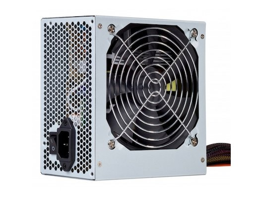 Блок питания Hipro ATX 400W HPE400W (24+4+4pin) 120mm fan 2xSATA