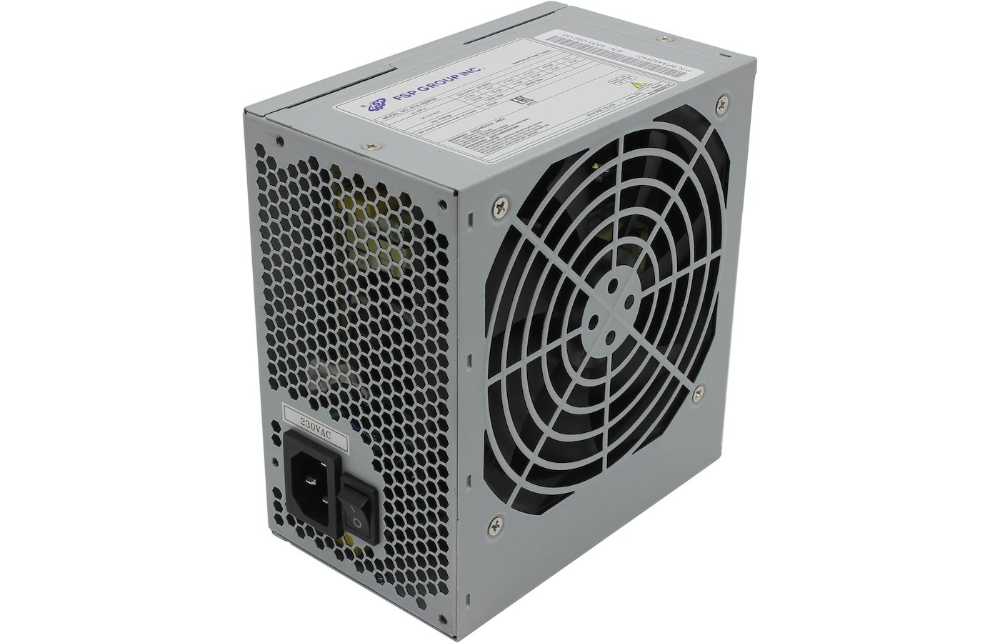 Блок питания FSP ATX 450W ATX-450PNR-I (24+4+4pin) APFC 120mm fan 3xSATA