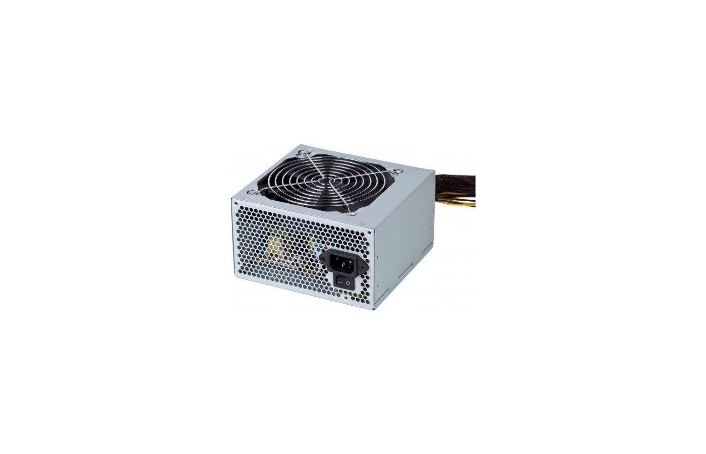 Блок питания Hipro ATX 450W HP-E450W/HP-P450W (24+4+4pin) 120mm fan 4xSATA
