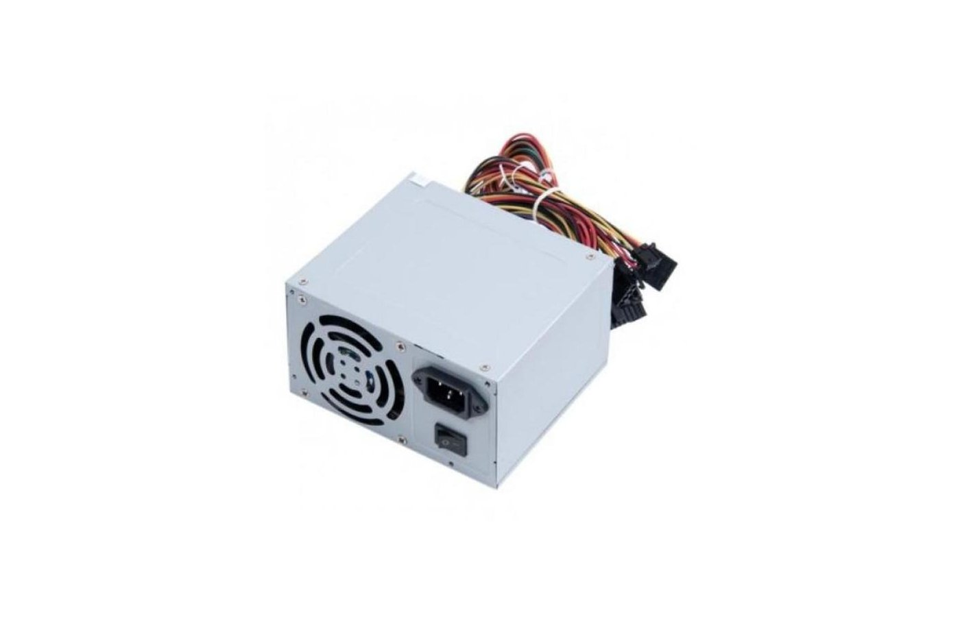 Блок питания LinkWorld ATX 300W LW2-300W (24+4pin) 80mm fan 2xSATA RTL