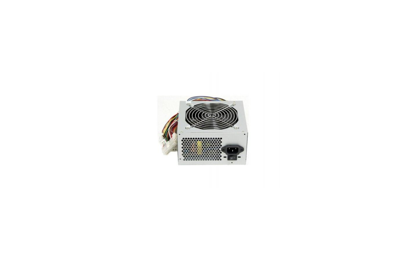 Блок питания LinkWorld ATX 400W LW6-400W (24+4pin) 120mm fan 3xSATA