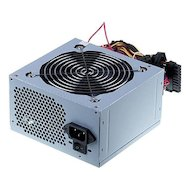 Фото Блок питания LinkWorld ATX 430W LW2-430W case (24+4pin) 120mm fan 4xSATA RTL