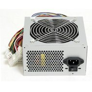 Блок питания LinkWorld ATX 450W LW6-450W (24+4pin) PPFC 120mm fan 4xSATA RTL