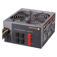 Фото Блок питания Thermaltake ATX 750W NEVA W0427 80+ gold (24+4+4pin) APFC 140mm fan 12xSATA Cab Manag RTL
