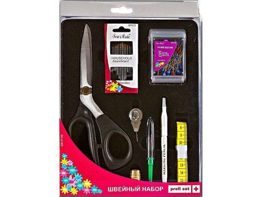 Аксессуары для швейных машин PROFI SET SM 07-09(э)290312 Набор швакс