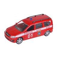 Фото Машинка AUTOTIME модель 49482 Lada Largus Пожарная охрана