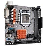 Фото Материнская плата Asrock H110M-ITX Soc-1151 Intel H110 2xDDR4 mini-ITX AC`97 8ch(7.1)