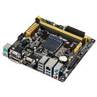 Фото Материнская плата Asus AM1I-A Soc-AM1 2xDDR3 mini-ITX AC`97 8ch(7.1)