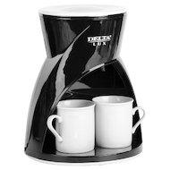 Кофеварка DELTA DL-8131 черный
