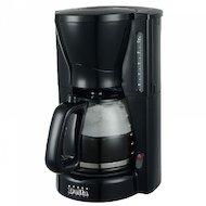 Кофеварка DELTA DL-8143 черный