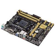 Фото Материнская плата Asus A88XM-A/USB 3.1 Soc-FM2+ AMD A88X 4xDDR3 mATX AC`97 8ch(7.1)