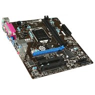 Фото Материнская плата MSI H81M-P32L Soc-1150 Intel H81 2xDDR3 mATX AC`97 8ch(7.1)
