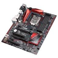 Фото Материнская плата Asus B150 PRO GAMING/AURA Soc-1151 Intel B150 4xDDR4 ATX AC`97 8ch(7.1)