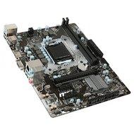 Фото Материнская плата MSI H110M PRO-VH Soc-1151 Intel H110 2xDDR4 mATX AC`97 8ch(7.1)