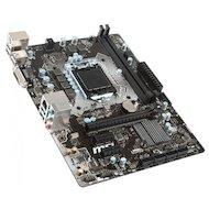 Фото Материнская плата MSI H110M PRO-D Soc-1151 Intel H110 2xDDR4 mATX AC`97 8ch(7.1)