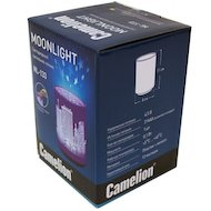 Фото Декоративный светильник Camelion NL-133 Город (светодиодный ночник 4.5V 0.1W 3 х LR03 )