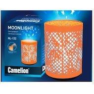 Фото Декоративный светильник Camelion NL-132 Пальмы (светодиодный ночник 4.5V 0.1W 3 х LR03 )