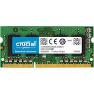 Фото Оперативная память Crucial CT25664BF160B RTL PC3-12800 DDR3L 2Gb 1600MHz CL11 SO-DIMM