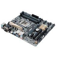 Фото Материнская плата Asus B150M-PLUS Soc-1151 Intel B150 4xDDR4 mATX AC`97 8ch(7.1)