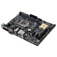 Фото Материнская плата Asus H110M-C Soc-1151 Intel H110 2xDDR4 mATX AC`97 8ch(7.1)