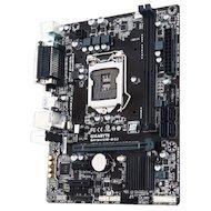 Фото Материнская плата Gigabyte GA-H110M-DS2 Soc-1151 Intel H110 2xDDR4 mATX AC`97 8ch(7.1)