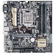 Фото Материнская плата Asus Z170M-PLUS Soc-1151 Intel Z170 4xDDR4 mATX AC`97 8ch(7.1)