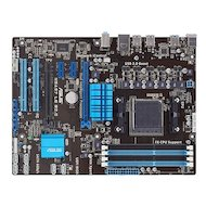 Фото Материнская плата Asus M5A97 LE R2.0 Soc-AM3+ AMD 970 4xDDR3 ATX AC`97 8ch(7.1)