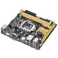 Фото Материнская плата Asus H81I-PLUS Soc-1150 Intel H81 2xDDR3 mini-ITX AC`97 8ch(7.1)