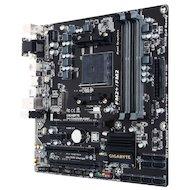 Фото Материнская плата Gigabyte GA-F2A88XM-D3HP Soc-FM2+ AMD A88X 4xDDR3 mATX AC`97 8ch(7.1)