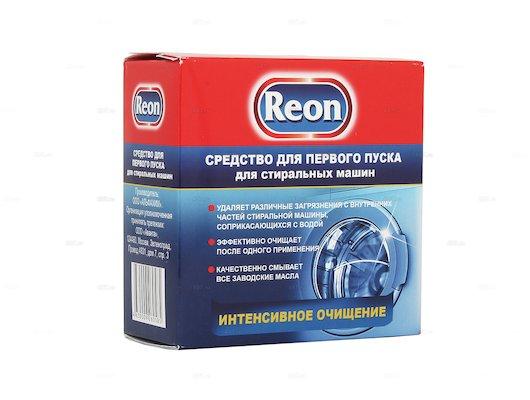 Средства для стирки и от накипи Reon 02-001 Средство для первого пуска стир машины (200 г)