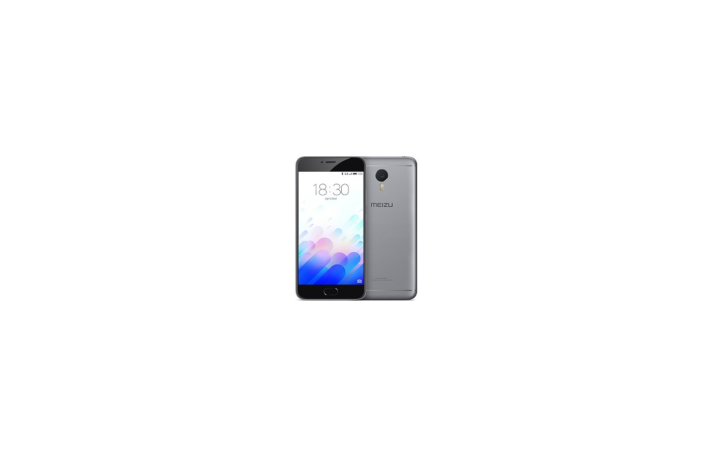 Смартфон ююMeizu M3 Note Pro 32Gb grey