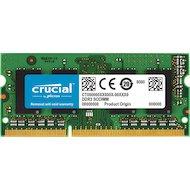 Фото Оперативная память Crucial CT51264BF160B(J) RTL PC3-12800 DDR3L 4Gb 1600MHz CL11 SO-DIMM