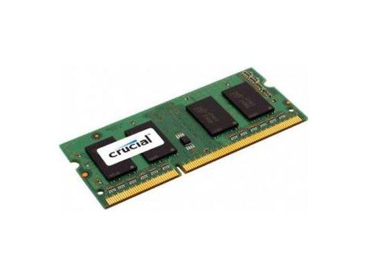 Оперативная память SO-DIMM DDR3 4096Mb 1600MHz Crucial CT51264BF160B(J) RTL