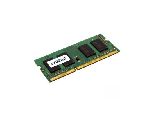 Оперативная память Crucial CT25664BF160BJ RTL PC3-12800 DDR3L 2Gb 1600MHz CL11 SO-DIMM