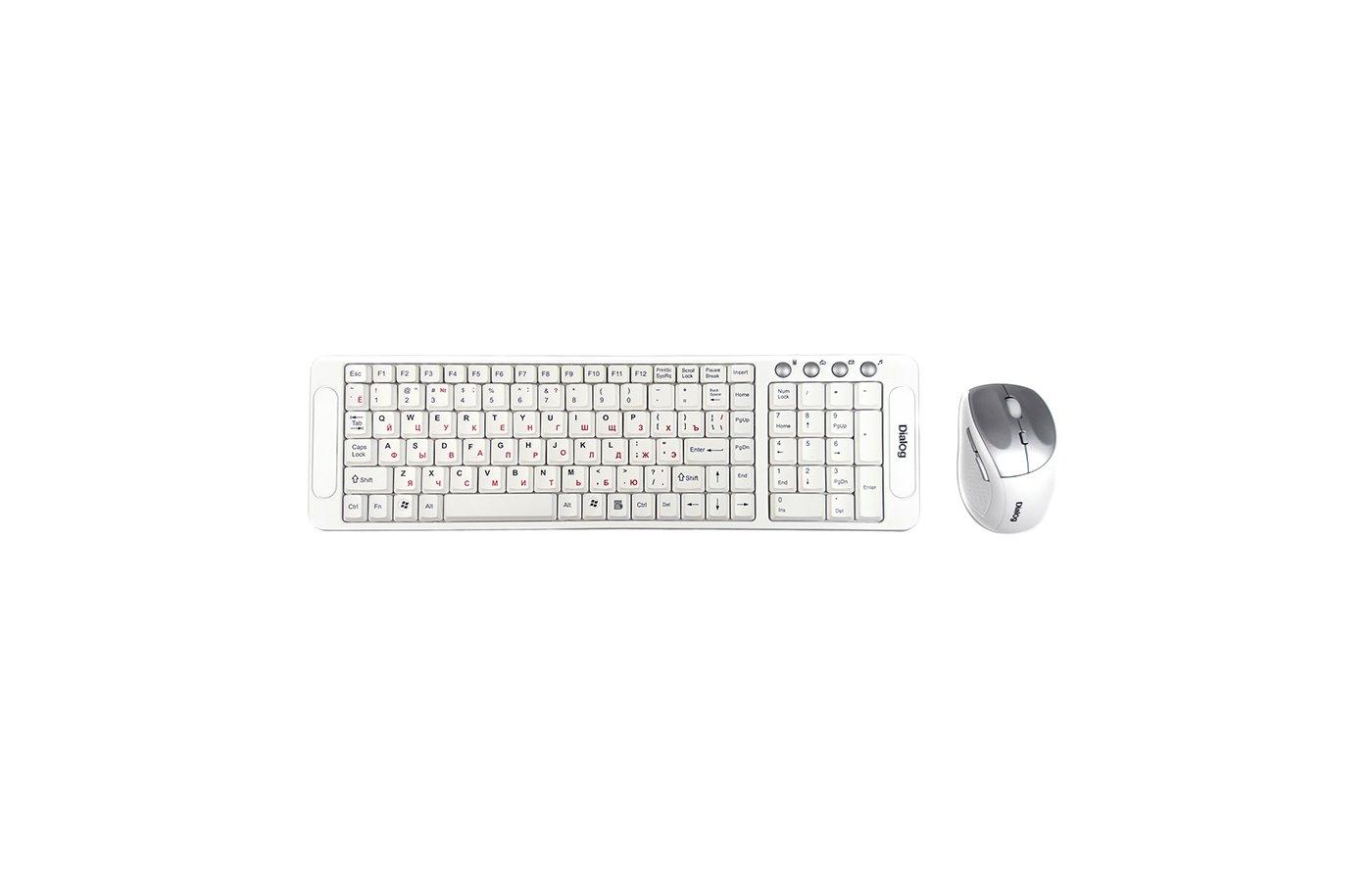 Клавиатура + мышь Dialog KMROK-0318U