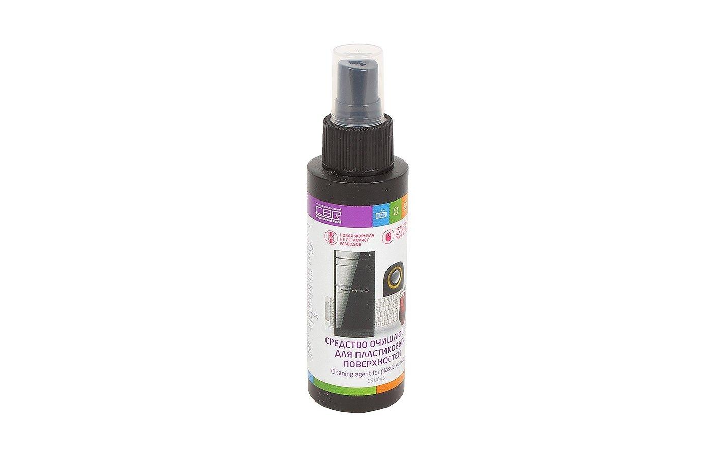 Чистящее средство CBR CS 0045 для пластика