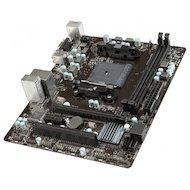 Фото Материнская плата MSI A68HM-E33 V2 Soc-FM2+ AMD A68H 2xDDR3 mATX AC`97 8ch(7.1)
