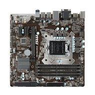 Фото Материнская плата MSI B150M PRO-VDH Soc-1151 Intel B150 4xDDR4 mATX AC`97 8ch(7.1)