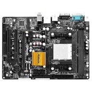 Фото Материнская плата Asrock N68-GS4 FX Soc-AM3+ nVidia GeForce 7025 2xDDR3 mATX AC`97 6ch(5.1)
