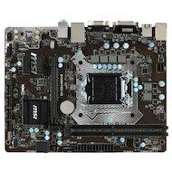 Фото Материнская плата MSI B150M PRO-VD Soc-1151 Intel B150 2xDDR4 mATX AC`97 8ch(7.1)