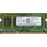 Оперативная память Kingmax 2048/1600 RTL PC3-12800 DDR3 2Gb 1600MHz SO-DIMM