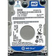Фото Жесткий диск WD Original SATA-III 320Gb WD3200LPCX Blue (5400rpm) 16Mb 2.5""