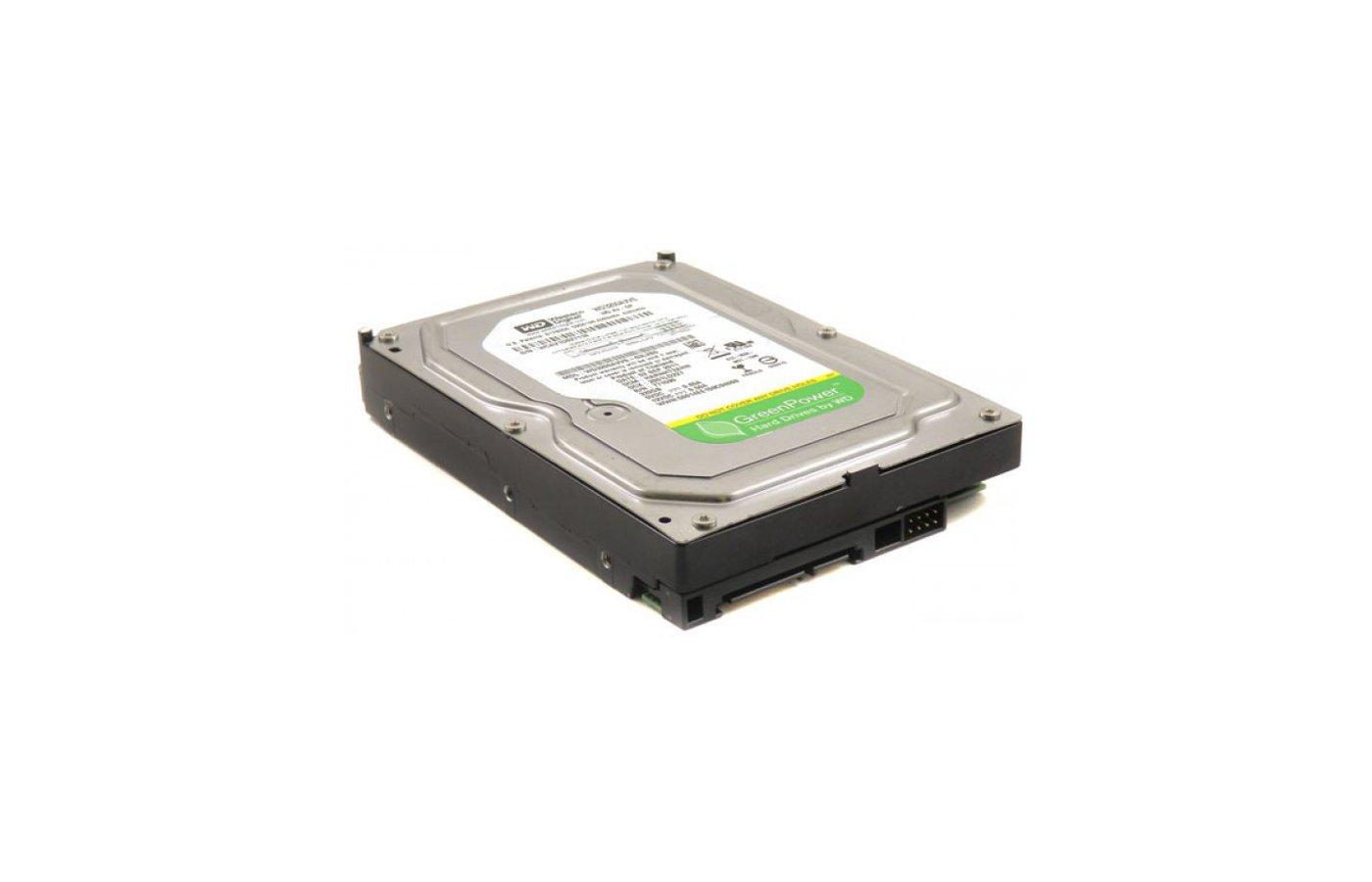 Жесткий диск Western Digital SATAII 320Gb WD3200AVVS Video (AV-GP) 8Mb