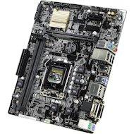Фото Материнская плата Asus H110M-A/DP/C/SI Soc-1151 Intel H110 2xDDR4 mATX AC`97 8ch(7.1)