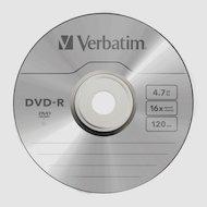 Фото DVD-диск Verbatim DVD-R