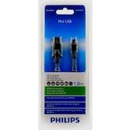 Фото USB Кабель PHILIPS SWU 2172/10 USB A - mini USB